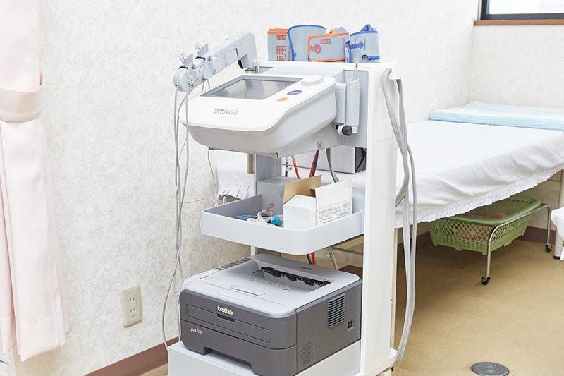 動脈硬化判定器