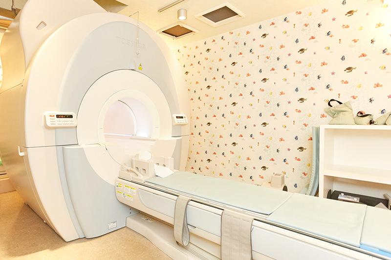 高性能な1.5テスラMRIを導入